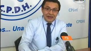 abogado de la cpdh habla sobre liberacin de reos politicos