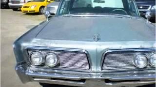 1964 Chrysler Imperial Used Cars Barnesville OH