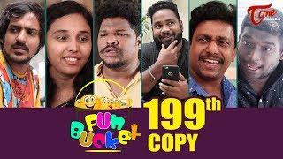 Fun Bucket   199th Episode   Funny Videos   Telugu Comedy Web Series   Harsha Annavarapu   TeluguOne
