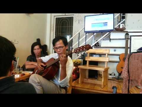 Giao lưu Guitar tại cafe Lúa 176 thống nhất gò vấp