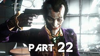 Batman Arkham Knight Walkthrough Gameplay Part 22 - Ivy (PS4)