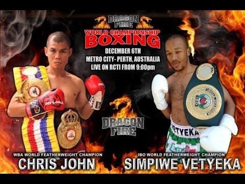 Simpiwe Vetyeka vs Chris John's WBA title 20131206