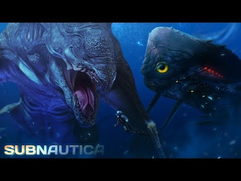 Subnautica - BRINGING THE GARGANTUAN LEVIATHAN TO LIFE!? - Possible Space DLC!? - Full Release 1.0