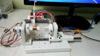 Coil Winder (Open Source Manufacture)