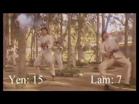 The Holy Virgin Versus the Evil Dead 1991 Donnie Yen & Ben Lam killcount