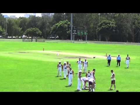 Balmain South Sydney v Burwood Briars, Frank Gray Shield, February 1, 2015
