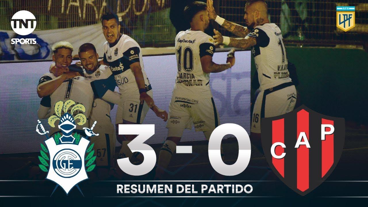 Resumen de Gimnasia LP vs Patronato (3-0) | Fecha 1 | Zona 6 - Copa Liga Profesional