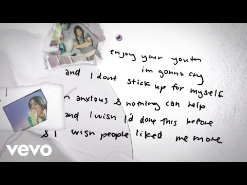 Olivia Rodrigo - brutal (Lyric Video)
