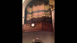 Student Recital - Postlude in C Minor (Eslava)