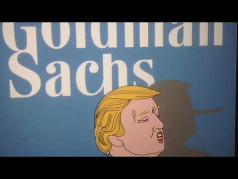 "Trump picks Hollywood Goldman Wall Street Scum Mnuchin for Treasury ""Drain The Swamp"" LMFAO"
