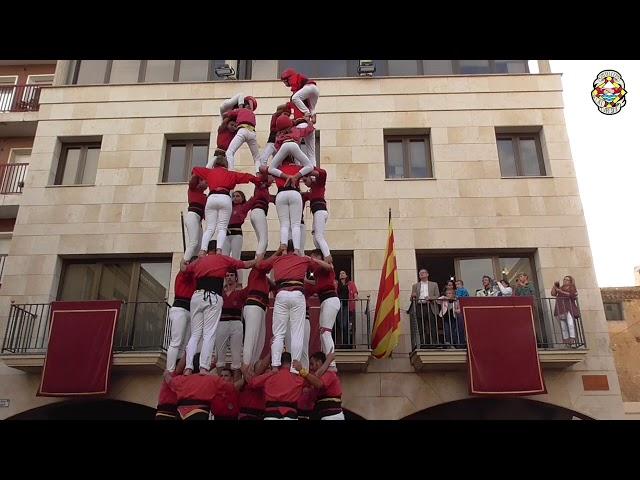 7d7  Castellers Alt Maresme @ FM Calella (21/09/2019)
