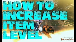Neverwinter How To Increase Item Level