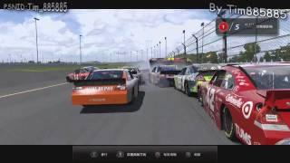 gt5 nascar crash compilation