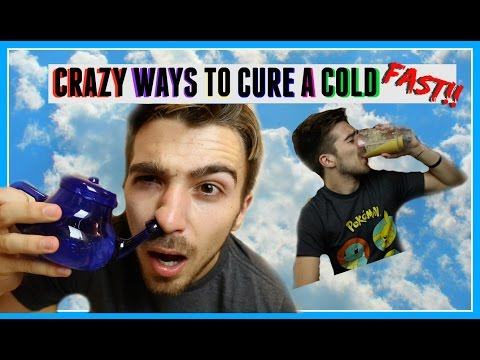 Crazy All Natural Ways To Get Rid Of Cold Fast