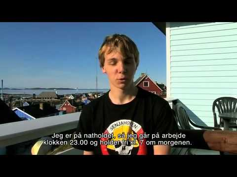 Nordjobbere i Grønland