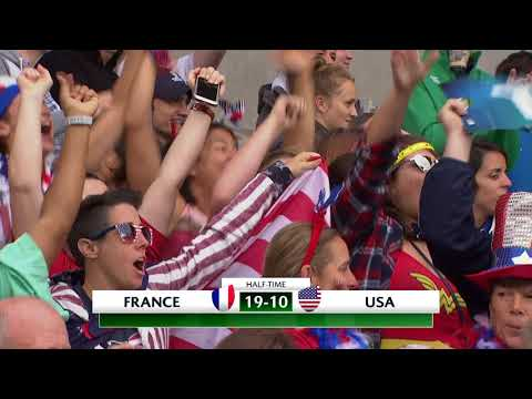 HIGHLIGHTS: France win Bronze at Women's Rugby World Cup