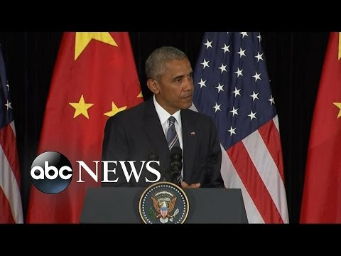 Obama Reacts to Philippines President's 'Colorful' Language