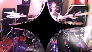 Counting Blue Cars by Dishwalla drum cover