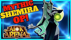 [AFK ARENA] MYTHIC SHEMIRA IS A BEAST!