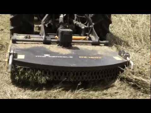 Desbrozadora Agrícola Con Tractor - Tmc Cancela thumbnail