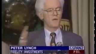 Peter Lynch On How To Handle Stock Market Volatility