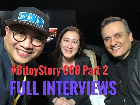 "#BitoyStory 008 (Part 2): ""Joe Russo & Trinh Tran Full Interview"""