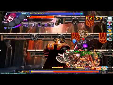 Download Grand Chase Season3 Lv40 Dio Thunder Hammer Part1