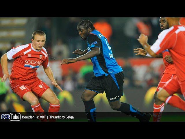 2009-2010 - Jupiler Pro League - 09. Excelsior Mouscron - Club Brugge 1-1
