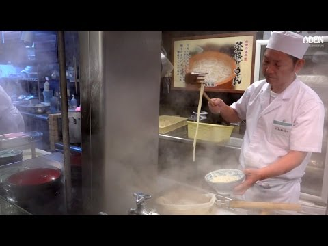 Udon Noodles better than Ramen ? - Food in Kyoto, Japan
