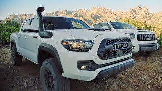 Фото с обложки 2019 Toyota Trd Pros – Ultimate Off-Road Performance