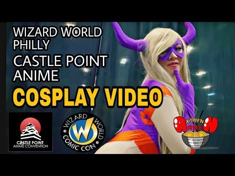 Wizard World & Castle Point Cosplay 2018 (ft.Sloan The Female Otaku and Coco Kawaii)