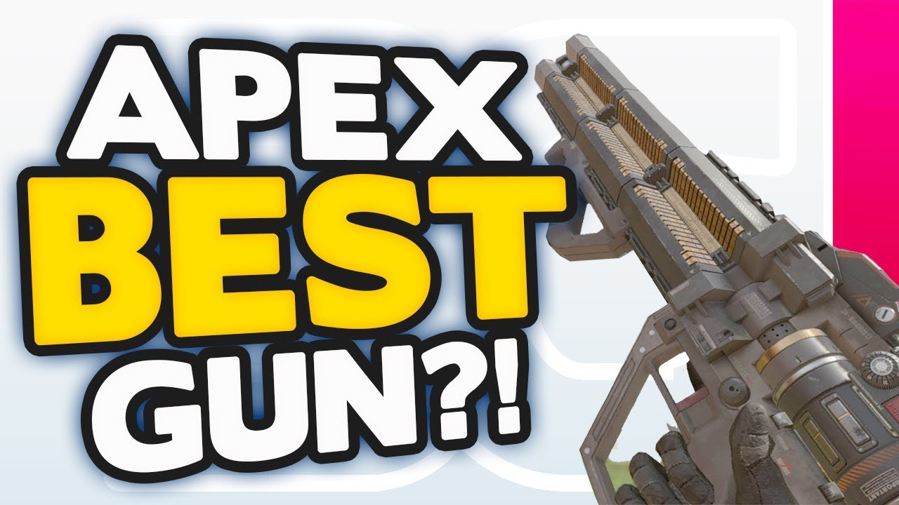 Apex Legends BEST guns ranking from WORST to BEST | Apex Legends Weapons