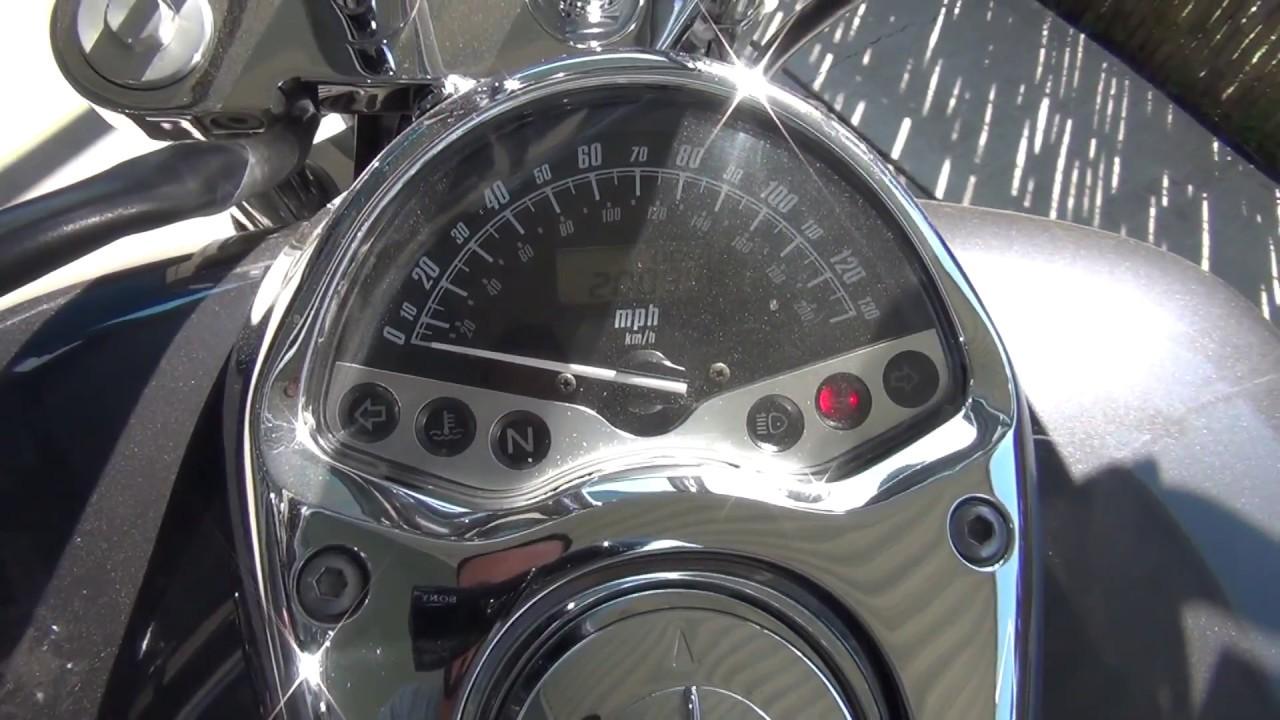 HONDA VTX 1300 NEUTRAL LIGHT PROBLEM FIXED  YouTube