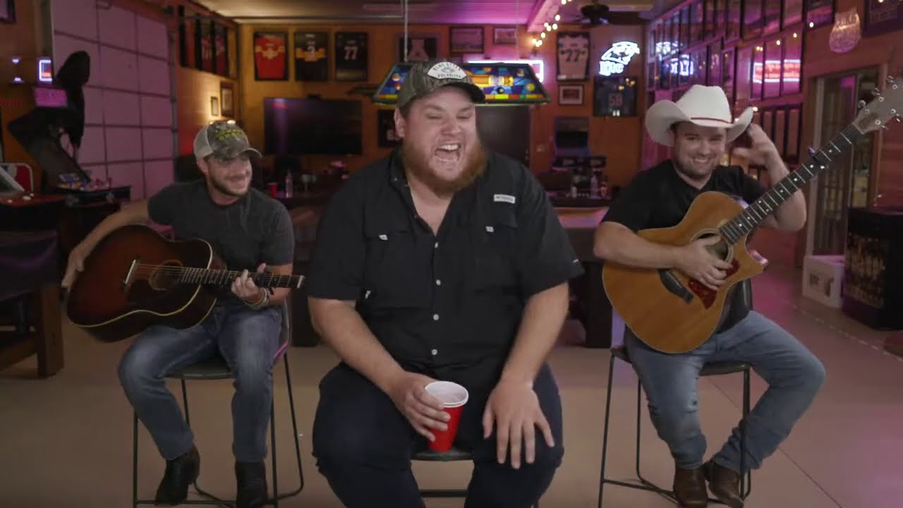 Luke Combs - Livestream July 24 7/6c