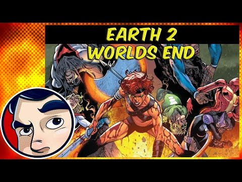 "Earth 2 Worlds End #1 ""Apokolips Now"" - Complete Story"