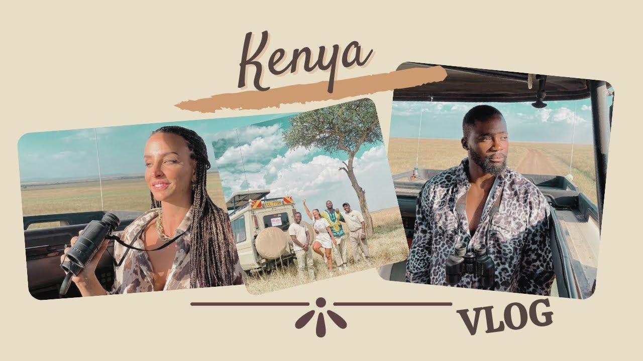 Kenya - Safari à Massaï Mara