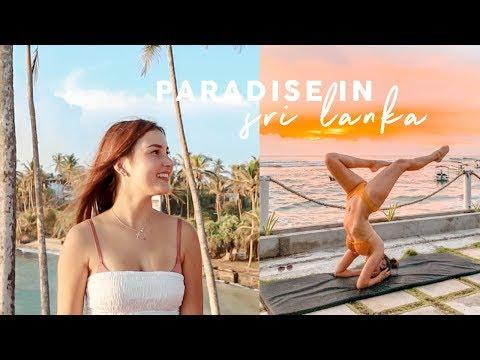 We Found Paradise in Mirissa, Sri Lanka⎮Cinematic Travel Vlog