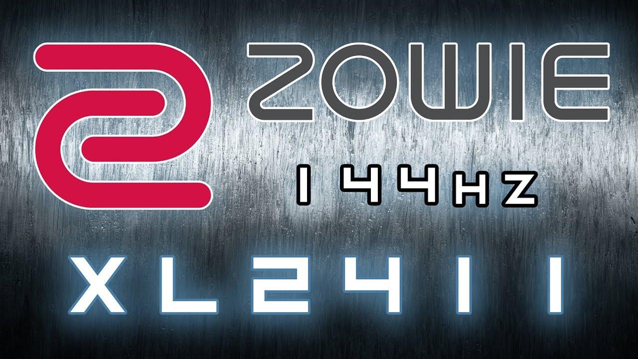 benq zowie xl2411 drivers download
