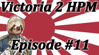 Victoria 2 HPM Imperial Japan Episode 11