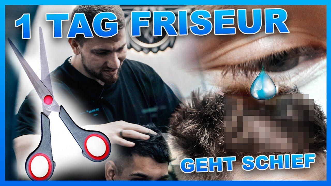 MOIS wills WISSEN - Ein Tag als Friseur ✂️
