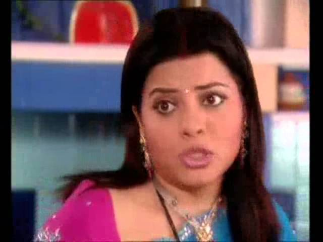 shradha sharma in tv serial saarthi..comedy scene.. #1