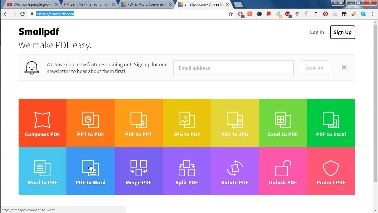 Smallpdf review youtube smallpdf review stopboris Image collections