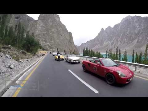 Karakoram Day 5 Sost to Gilgit