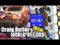 """World Record BASS System Hitting 182db   Craig Butler's Loudest SPL / 4 18"""" Subwoofers & IA80.1 Amps"""