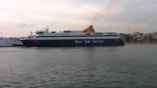 Blue Star Paros welcomes Blue Star Delos