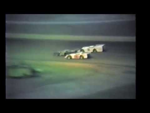 1985 races at Black Hills Speedway #51 late model heat