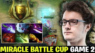 Miracle Phantom Lancer 6 Item SLotted Battle Cup Game 2