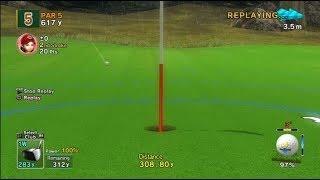 Sasha Shots - Hot Shots Golf: Out of Bounds