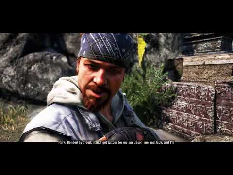 Far Cry® 4 hurk mentions Jason Brody from FarCry 3 and Jack Carver from FarCry  Instincts