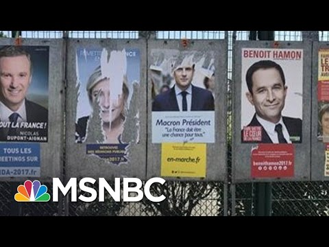 President Trump's, Obama's Influence On French Election | Hardball | MSNBC